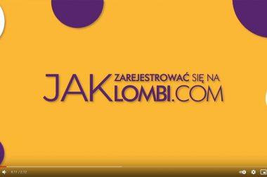 Zarejestruj się na Lombi.com i ciesz się dodatkową gotówką!